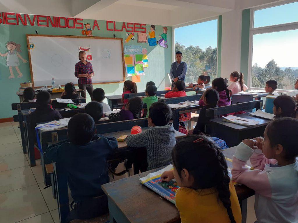 Chocruz, Bildung, Guatemala, Klinik