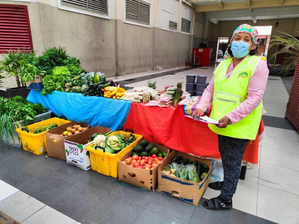 Gemüse- und Obstkisten